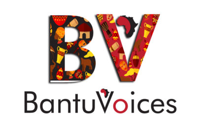 bantu Voices logo design