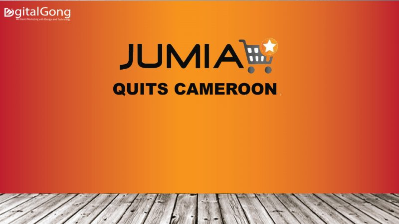 jumia has left cameroon for a lapse of time.