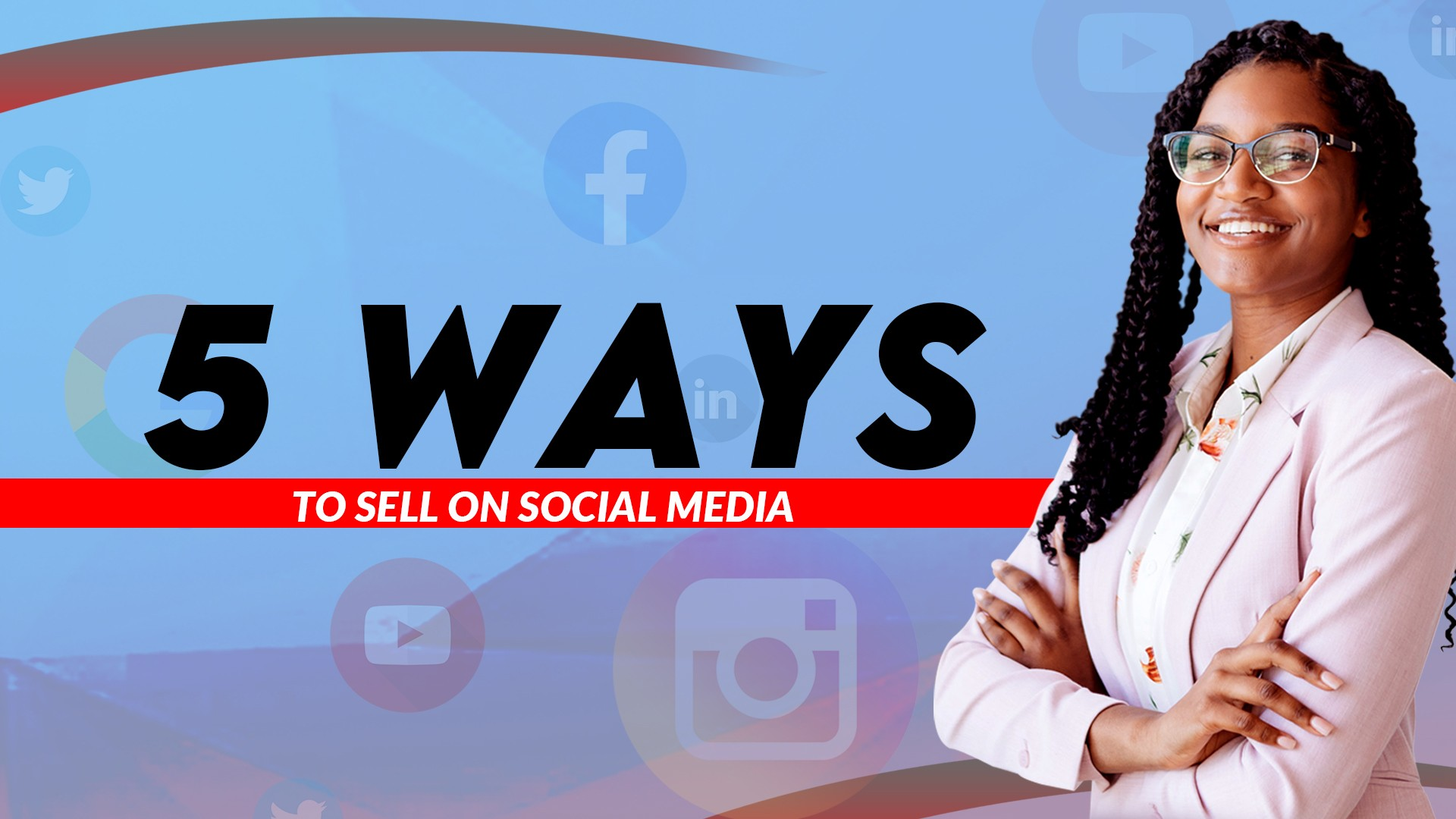 5 ways to sell on social networks