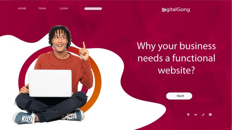 why your business needs a functional website